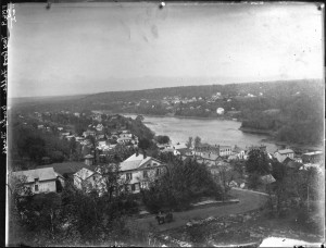 1888 view with Folsom House